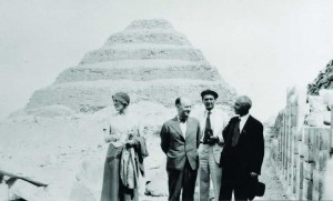 Bartók in Egypt with Hindemith