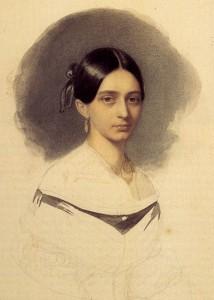 Clara Wieck 1840