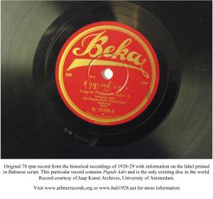 2 Beka Pupu Adri Record