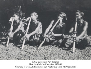 Suling-Gambuh