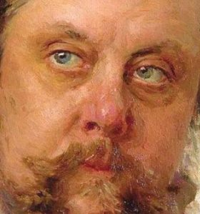 Mussorgsky by Repin.det
