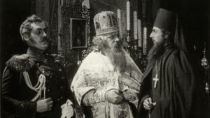 Father Sergius is a 1917 Russian silent film directed by Yakov Protazanov