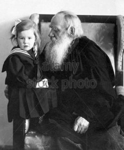 the-great-russian-writer-leo-tolstoy-right-with-his-granddaughter-b9p7wp