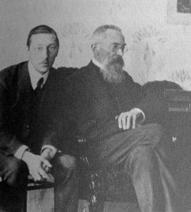 stravinsky & rimsky-korsakov
