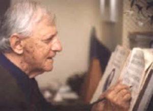 Leo Ornstein, age 95